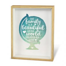 Wonderful Deco 'Our Family'