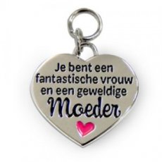 08304 Charms for You - Moeder Hartje