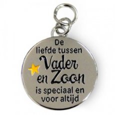 Charms for You hangertje - Vader en Zoon