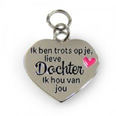 Charms for You - Dochter Hartje