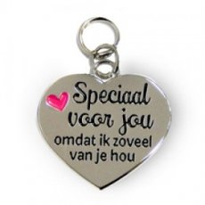 Charms for You - Speciaal voor jou Hartje