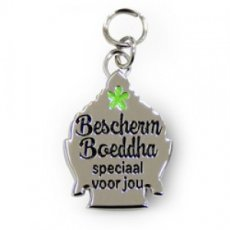 Charms for You hangertje - Bescherm Boeddha