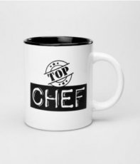 Black&White Mok 'Top Chef'