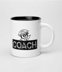 Black&White Mok 'Top Coach'