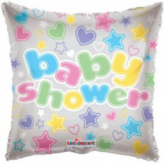 "Baby Folie Ballon 45cm/18"" Baby Shower"