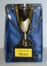 Gold Cup 'Lieve Meter'