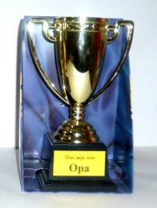 Gold Cup 'Beste Opa'